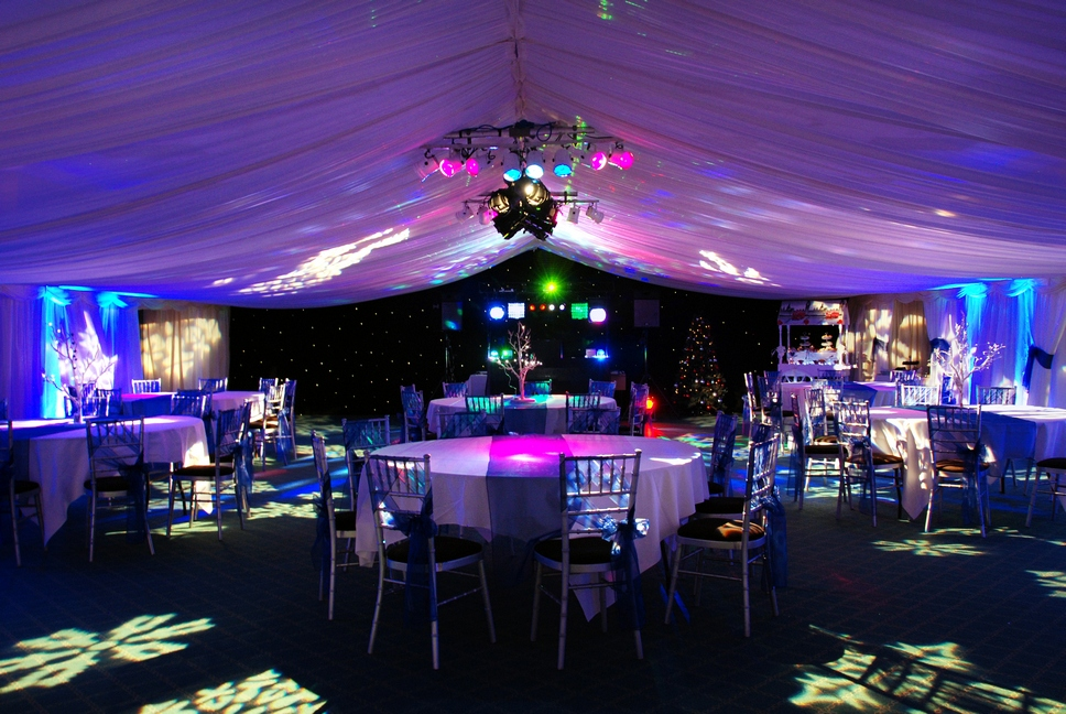 Highgate House wedding reception